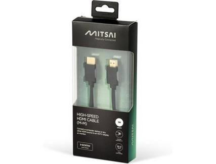 Cabo MITSAI (HDMI – 1m – Preto)