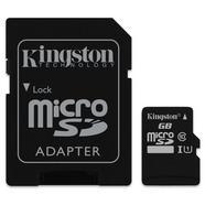 Kingston Canvas Select 80R UHS-I microSDXC 128GB CL10 + Adaptador SD