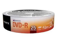 DVD-R SONY Bulk 25