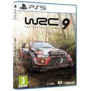 Jogo PS5 WRC 9 (Corridas – M3)