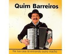 CD Quim Barreiros – Na Tua Casa Tá Entrando Outro Macho