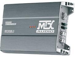 Amplificador Auto MTX RT250.1