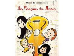 CD/Dvd Maria De Vasconcelos As Canções D