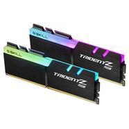 Memória RAM G.SKILL Trident Z RGB 16GB (2x8GB) DDR4-3600MHz CL19 Preta