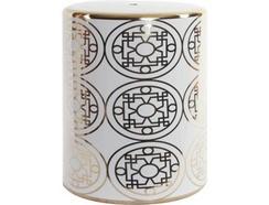 Mesa Apoio ITEM Geometrico Circulos Porcelana