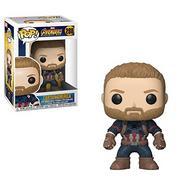 Figura Vinil FUNKO POP! Marvel Avengers: Capitão América