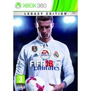 Fifa 18: Standard Edition – Xbox 360