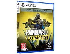 Jogo PS5 Rainbow Six Extraction Guardian