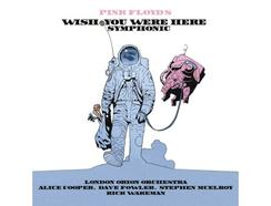 CD Peter Scholes & The London Orion Orchestra – Pink Floyd's Wish You Were Here Symphonic
