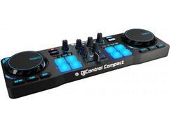 Mesa de Mistura Hercules DJ Control Compact