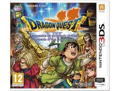 Jogo Nintendo 3DS Dragon Quest VII-Fragments of the Forgotten Past