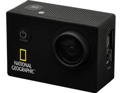 Action Cam NAT GEOGRAPHIC 9683000LC300 Preto