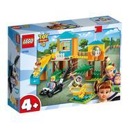 Aventura no Parque de Jogos do Buzz e Bo Peep Lego Toy Story 4