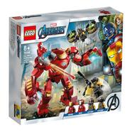 LEGO Avengers: Iron Man Hulkbuster versus A.I.M. Agent