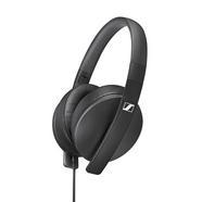 Auscultadores com fio SENNHEISER HD 300 (Over Ear – Preto)