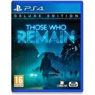 Those Who Remain Deluxe – PS4