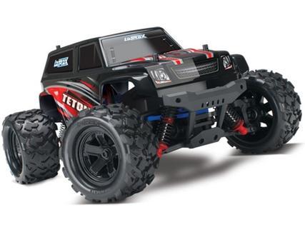 Carro Telecomandado TRAXXAS Teton 4WD Monster Truck
