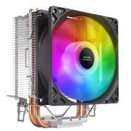 Mars Gaming MCPUARGB Ventilador CPU ARGB TDP 90mm Negro
