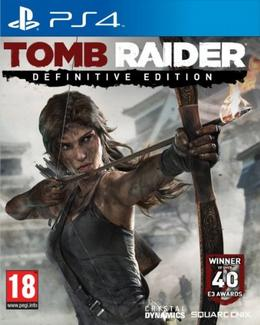 Jogo PS4 Tomb Raider Definitive Edition