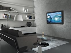 Suporte de TV MELICONI 600 S em Preto