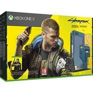 Consola Xbox One X: Cyberpunk 2077 (1TB – Special Edition)