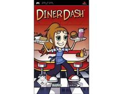 Jogo PSP Diner Dash