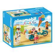 Carrinho de Gelados Playmobil