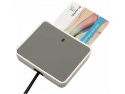 Leitor de Cartões de Cidadão Identive Smart USB