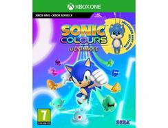 Jogo Xbox One Sonic Colors Ultimate (Day One Edition)