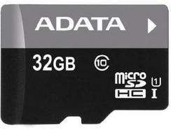 Cartão de Memória MicroSD ADATA microReader Ver.3 32GB