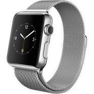 Apple Watch 38 Aço Inoxidável | Bracelete Milanesa
