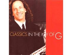 CD Kenny G – Classics in the Key of G