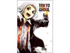 Manga Tokyo Ghoul 06 de Sui Ishida