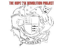 CD PJ Harvey – The Hope Six Demolition Project
