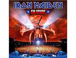 Vinil Iron Maiden – En Vivo!