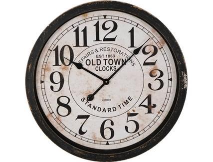 47c8cc8c99e Relógio Parede BHP B990979 Old Town — Comparador ZWAME