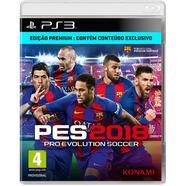 Pes 2018: Edição Premium – PS3