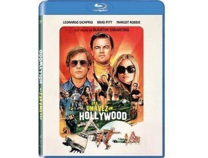 Blu Ray Era Uma Vez Em… Hollywood