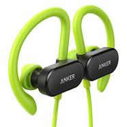 Anker SoundBuds Curve Bluetooth Auriculares Verde