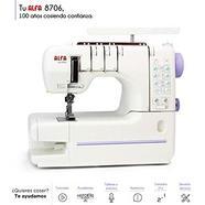 Máquina de Costura ALFA 8706 (95 W)