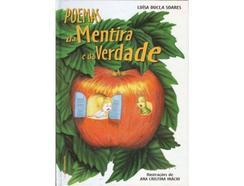 Livro Poemas da Mentira e da Verdade de Luísa Ducla Soares