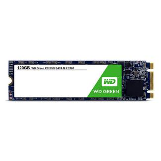 SSD M.2 2280 Western Digital Green 120GB 3D NAND SATA