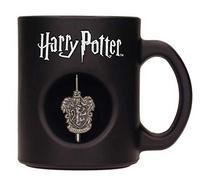 Caneca Emblema Rotativo 3D Gryffindor