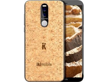 "Smartphone IKIMOBILE Bless Plus (5.9"" – 6 GB – 64 GB – Natural prateado)"