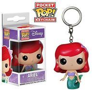 Porta-Chaves FUNKO POP! Disney: Ariel