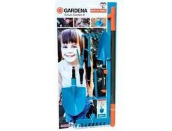 Conjunto de Jardinagem GARDENA Green Garden II (Idade Mínima: 3 – 6 Peças)