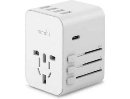 Carregador MOSHI World (USB-C)