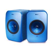 KEF LSX Wireless System Par Azul