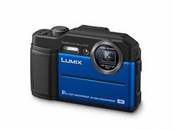 Máquina Fotográfica PANASONIC Lumix DC-FT7