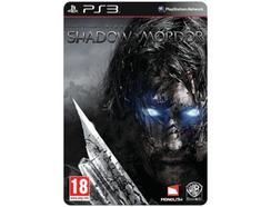 Jogo PS3 Middle Earth Shadow Of Mordor